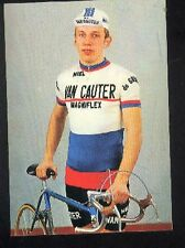 Rik Van Linden Cyclisme 70s Van Cauter Magniflex Belgian Cycling Team ciclismo