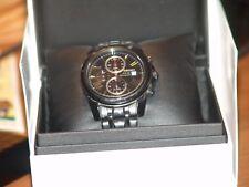 Seiko Solar Steel Automatic Chronograph Chronometer Watch V172-0AN0