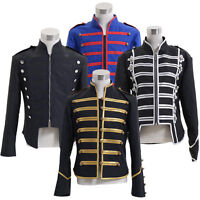 My Chemical Romance Military Parade Jacket 4 colors Halloween Cosplay Costume