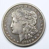 Pièce Argent Etats-Unis 1 dollar Morgan Dollar 1921 Atelier San Francisco