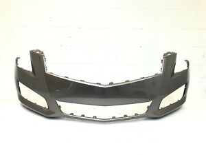 2013-2014 OEM cadillac ats (SEDAN ONLY) front bumper cover (Magna Steel) #1