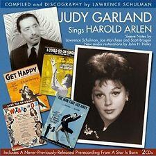 Judy Garland - Sings Harold Arlen [New CD] UK - Import