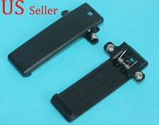 2X Belt Clip KBH-10 for KENWOOD TH-D7 TH-D7A TH-D7AG TH-D7E TH-F6 TH-F6A TH-F7