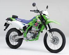 New TOMYTEC Kawasaki KLX250 Final Edition MOTORCYCLE 1/12 US Seller
