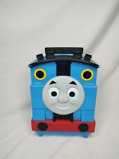 2009 THOMAS the TRAIN~ Carrying Travel Case~ Built In Track & Storage