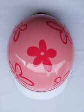 Helmet Hat Cap Dog Cat Costume Accessory Pet Supplies Safety Lucky Leaf Pink