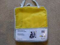 Genuine Hauck Raincover For Tandem Stroller. BNIB.