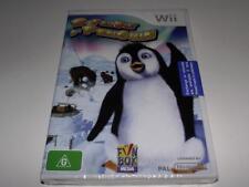 Defendin De Penguin Nintendo Wii PAL *Brand New* Wii U Compatible