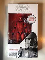 "Star Wars Black Series 6"" Sith Trooper First Edition White Box No 92 E4078 2019"