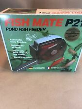 Fish Mate Pond Fish Feeder P21 New In Box