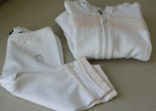 BABY DIOR WHITE TRACKSUIT OUTFIT 3 MONTHS