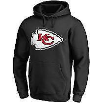Black Kansas City Chiefs Mahomes 15 Sweatshirt, Women's