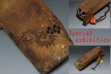 New listing Japan Antique Case bag Yugake glove archery arrow yoroi samurai bow katana Busho