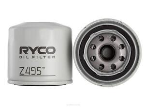 Ryco Oil Filter Z495 fits Subaru Outback 2.5 (BG), 2.5 (BH), 2.5 (BP)