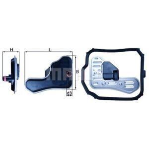 1 Filtre hydraulique, boîte automatique MAHLE HX 148D convient à CITROËN