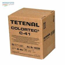 TETENAL Colortec C-41 Kit Rapid 2-Bad 2,5 Liter (EUR 25,58/l)