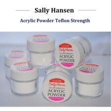 Sally Hansen Nail Clear Acrylic Powder Teflon Strength -7g