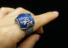 Jade Ring Size Adjustable Korean Traditional Hanbok Handmade Accessory 한복반지 3068