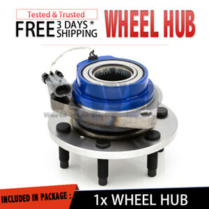 513236 Front Wheel Bearing & Hub Assembly SET For 2006-2007 Saturn Relay 1 2 3