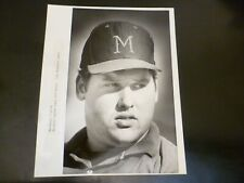Vintage Glossy Press Photo-Marlboro Legion Baseball Jeff Kelly Coach 7/19/1988