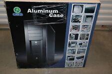 LIAN LI PC-A70 BLACK ALUMINUM CASE W/BOX