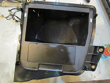 2007 Audi S4 Rear LH Drivers Trunk Cubby Damaged See Pics