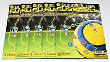 Panini Bundesliga 2007/2008 2007 2008 - 5 x Leeralbum NEU