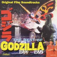 Various Artists - The Best Of Godzilla, VOL.2: 1984-1995 CD