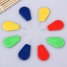10PCS Plastic Needle Threader Needle Threaders Sewing Needle Tool MulticolL0Z0