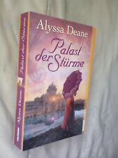 Alyssa Deane: Palast der Stürme