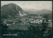 Verbania Gravellona Toce Panorama Foto FG cartolina MZ4369