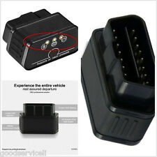 Car OBDII ELM327 Smart Auto Diagnostic Scanner (Bluetooth,WiFi)Tool Sleep Switch
