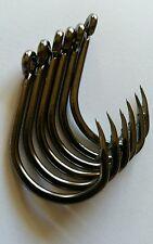20 X 9/0  10827/ STAINLESS Steel  live bait fishing hooks king fish,jew fish etc