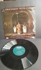 VINTAGE  David Willcocks The Choir Of King's College EXCELLENT CONDITION
