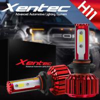 H11//H8 Color 6000K 2017 V16 Turbo Cree Auto LED Headlight Kit 60W /& 7200Lm//Set