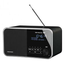 GRUNDIG DTR BB 3000 DAB+ UKW Digital Radio weiß 30 Watt  AUX Digital Tuner