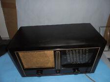 28223 Bakelit Röhren Radio Mende M153W antique tube radio reciever gut 1932