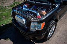 CX Turbo Manifold Header Downpipe Intercooler Kit For 09-14 Ford F150 F-150 5.4L