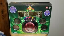Mighty Morphin Power Rangers Legacy Morpher MMPR (Missing two coins)