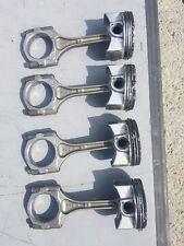06 07 08 acura TSX pistons rods oem k24a2 2ND GEN K24 RBBB 2006 2007 2008