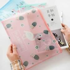 Flamingo A4/A5/B6  File Bag Document Bag A4 File Folder Stationery Filing ,