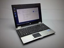 HP EliteBook 8440p, 2.53GHz i5, 8 Go RAM, 320 Go HDD, Win 10 Pro, Webcam, BIOS PW
