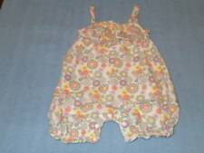 Pumpkin Patch Girls Gorgeous Summer Romper, Size 00 (3-6 Mos)