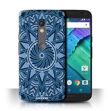 Housses et coques anti-chocs Motorola Moto X en toile pour téléphone mobile et assistant personnel (PDA)