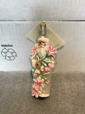 Patricia Breen Santa with Lilies new w tags