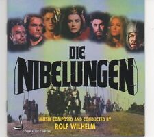 "Rolf Wilhelm - ""Die Nibelungen"", 2CD-Set neu, OVP, Original Soundtrack, Kult!"