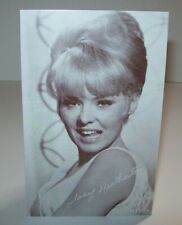 Joey Heatherton Postcard Unused Vintage American Actress Arcade Card Original