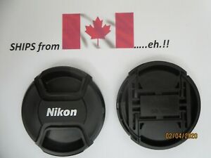 Nikon 58mm Front Lens Cap (LC-58 style)