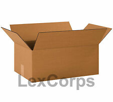 20 Qty 20x12x8 SHIPPING BOXES LC Mailing Moving Cardboard Storage Packing