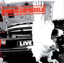 Capossela Vinicio - Live In Volo  -  CD Nuovo Sigillato
